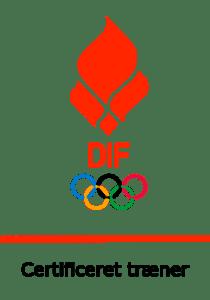Danmarks Idrætsforbund (DIF) sort