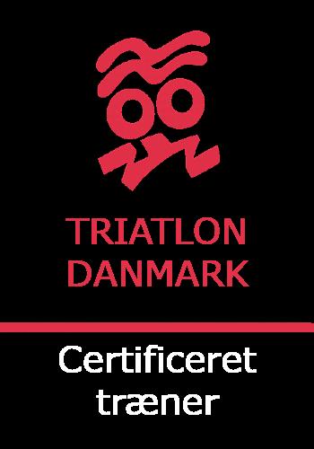 certificeret træner Triatlon Danmark