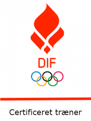 DIF logo sort